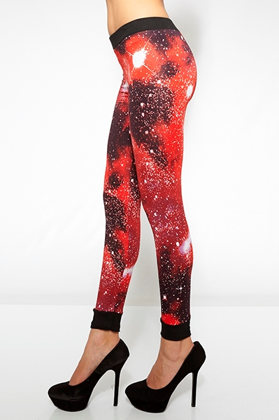 Leggings - RedSky