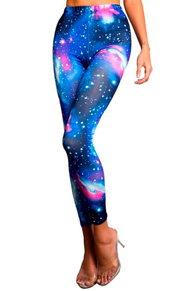 Leggings - Galaxy Boom