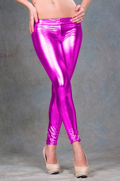 Leggings - ShineyPink