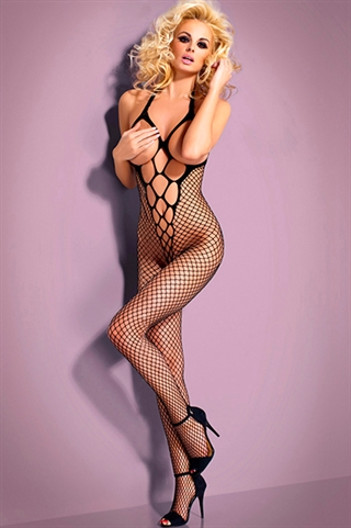 fishnet BettyBoob